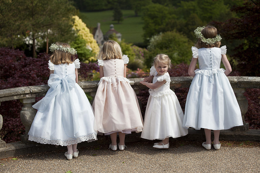 Nicki Macfarlane flower girl dresses
